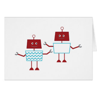Robots Cards