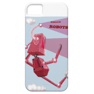 Robots iPhone 5 Covers