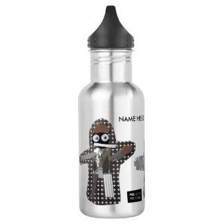 ROBOTS maddy, otto, stella 532 Ml Water Bottle