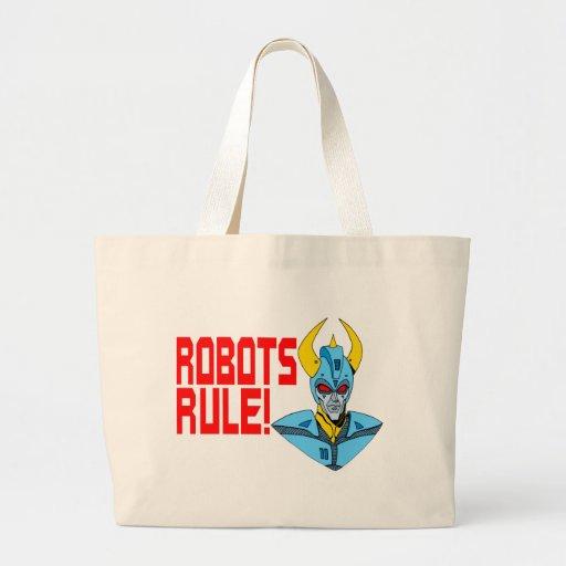 Robots Rule Bags