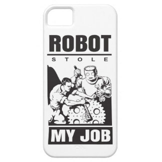 robots stole my job iPhone 5 cover
