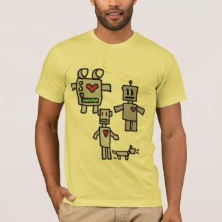 Robots Three T-Shirt
