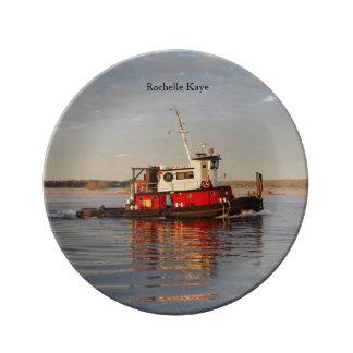 Rochelle Kaye decorative plate