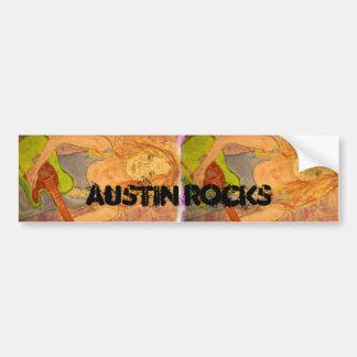 roches d'Austin Autocollant De Voiture