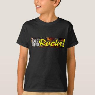 Roches de la région du Texas ! T-shirt