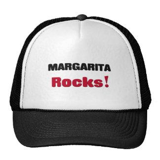 Roches de margarita casquettes