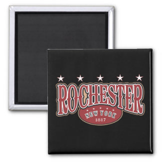 Rochester1817 Square Magnet