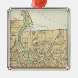 Rochester 2 metal ornament