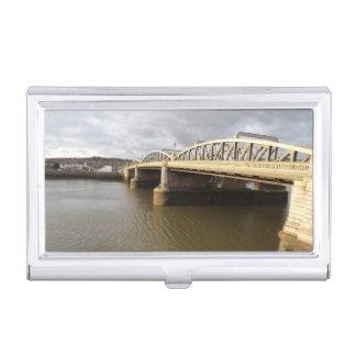 Rochester Bridge Business Card Holder