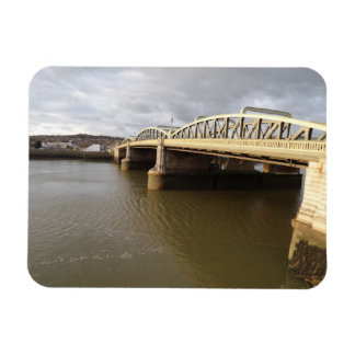 "Rochester Bridge UK 3""x4"" Magnet"