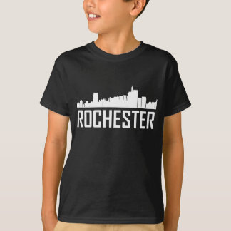 Rochester Michigan City Skyline T-Shirt