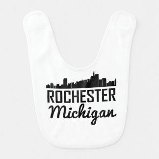 Rochester Michigan Skyline Bib