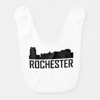 Rochester Minnesota City Skyline Bib