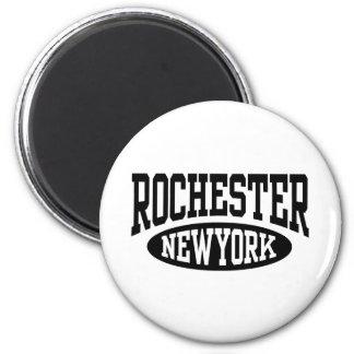 Rochester New York 2 Inch Round Magnet