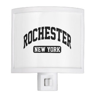 Rochester New York Night Lite