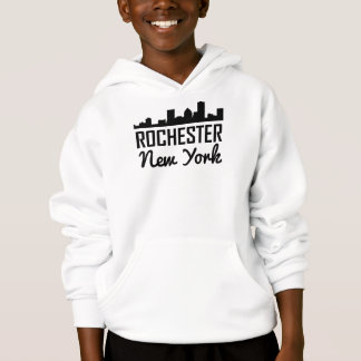 Rochester New York Skyline