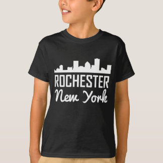 Rochester New York Skyline T-Shirt