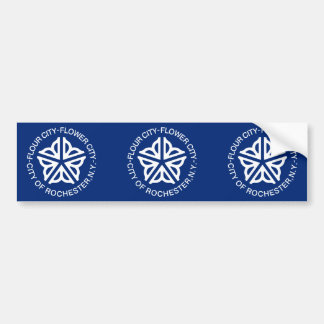 Rochester, New York, United States Bumper Sticker