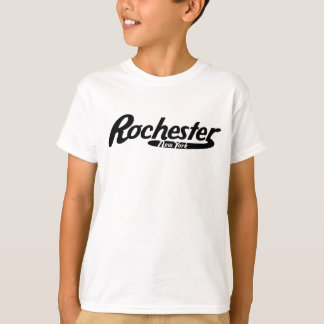 Rochester New York Vintage Logo T-Shirt