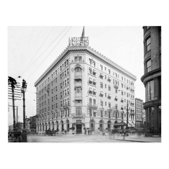 Rochester, NY, 1904 Postcard