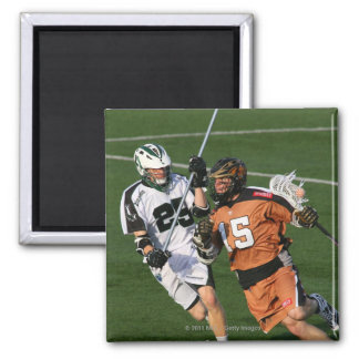 ROCHESTER, NY - MAY 21:  Brian Clayton #15 Square Magnet