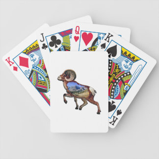 Rock and Ramble Bicycle Playing Cards