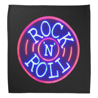 Rock and Roll Bandana