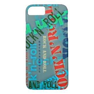 rock and roll cool iPhone 7 case