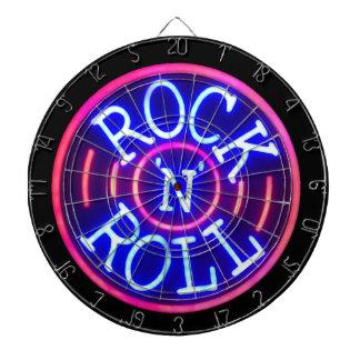 Rock and Roll Dartboard