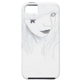 rock and roll girl iPhone 5 covers