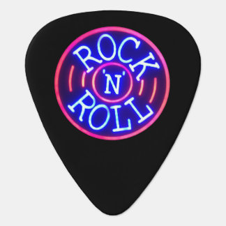 Rock and Roll Guitar Pick