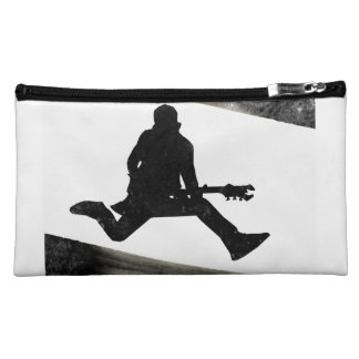 Rock and Roll Junkie Cosmetic Bag
