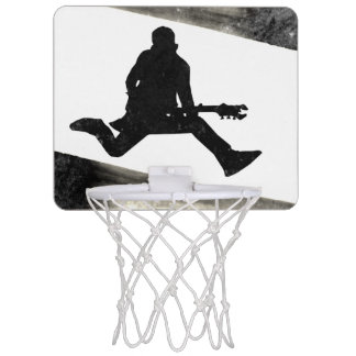 Rock and Roll Junkie Mini Basketball Hoop