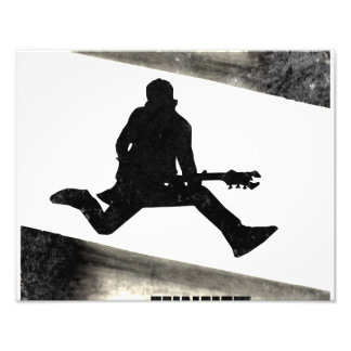 Rock and Roll Junkie Photo Print