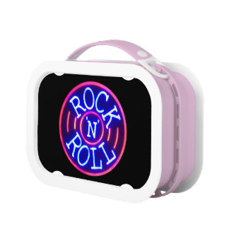 Rock and Roll Lunch Box