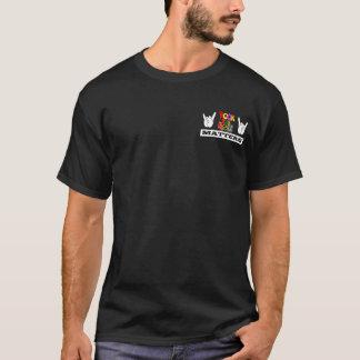 Rock and Roll Matters Men's T-Shirt (Black)