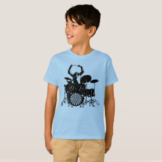 Rock and Roll Monkey T-Shirt