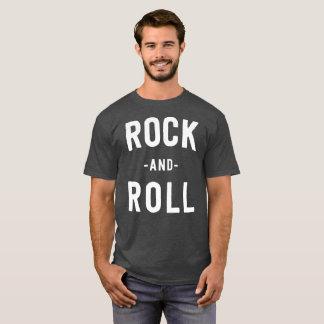 Rock and Roll music fan T-Shirt