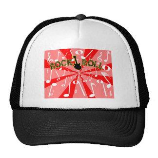 Rock And Roll Noise Trucker Hat