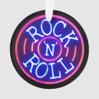 Rock and Roll Ornament