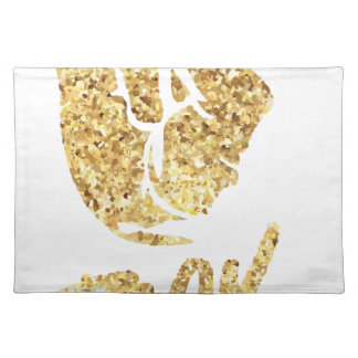 Rock and Roll Placemat