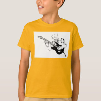 rock and roll robot T-Shirt