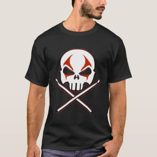 Rock and Roll T-shirt Cool Heavy Metal Shirt Men's