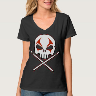 Rock and Roll T-shirt Heavy Metal Shirt Women's