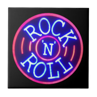Rock and Roll Tile