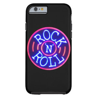 Rock and Roll Tough iPhone 6 Case