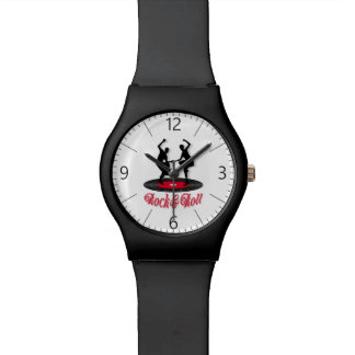 Rock and roll watch