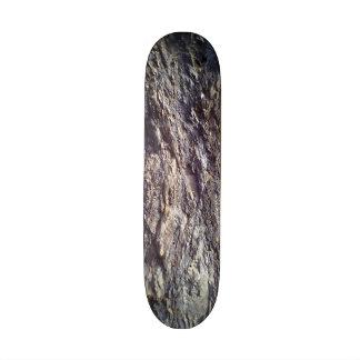 Rock and Stone Custom Skate Board