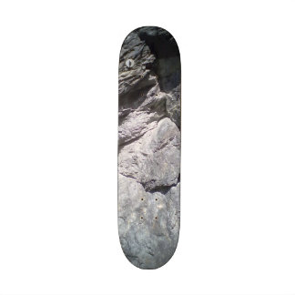 Rock and Stone Skateboard Deck