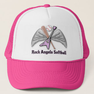 Rock Angels Softball Hat